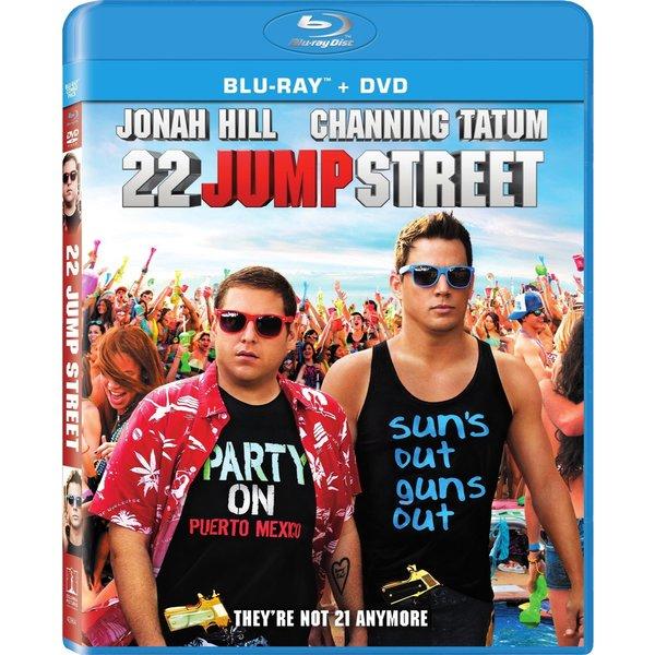 22 Jump Street (Blu-ray/DVD) 13956845