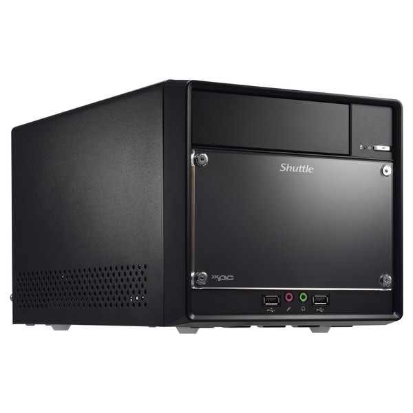 Shuttle XPC SH81R4 Barebone System Mini PC - Intel H81 Express Chipse