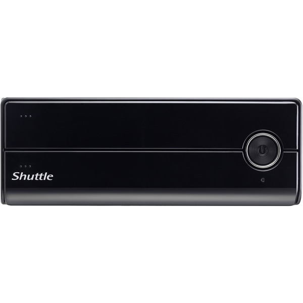 Shuttle XH81V Barebone System Mini PC - Intel H81 Chipset - Socket H3