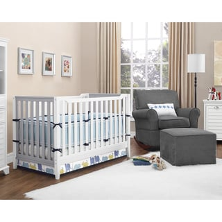 Baby relax emma crib and changing table combo 16670892 for Child craft london crib instructions