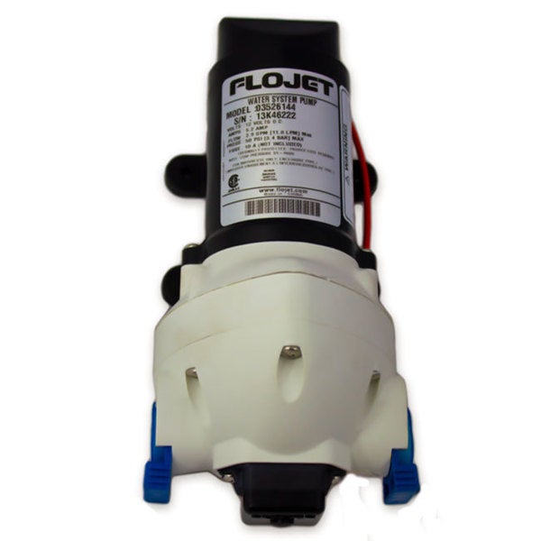 Flojet 2.9 GPM 50 PSI Water Pump