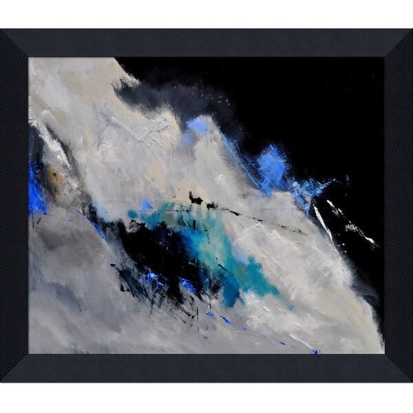 Pol Ledent 'Abstract 1811802 ' Framed Fine Art Print 13957075
