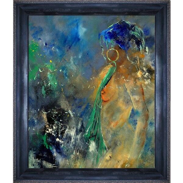 Pol Ledent 'Nude 662101 ' Framed Fine Art Print 13957105