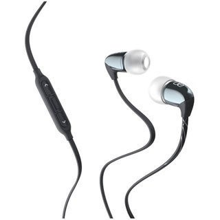Logitech Dark Silver Ultimate Ears 500vi Noise-Isolating Headset (Refurbished)