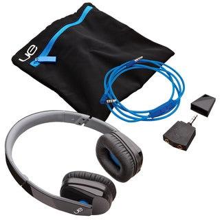 Logitech Black 982-000072 UE 4000 Headphones (Refurbished)