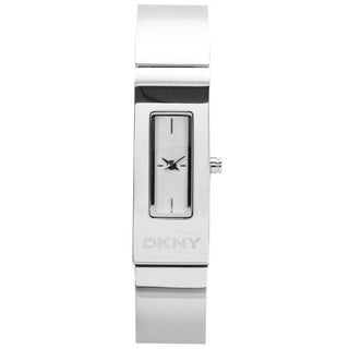 DKNY Women's NY8756 Bangle Stainless Steel Watch