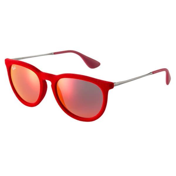 Ray-Ban 'RB 4171 Erika' Red Velvet Sunglasses