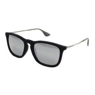 Ray-Ban 'Erika RB 4187' Black Velvet Sunglasses