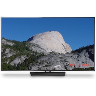 Samsung UN50H5500 50-inch 1080P 120HZ Full HD Smart TV with Built-in WiFi and Internet (Refurbished)