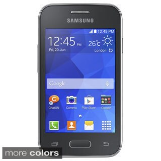Samsung Galaxy Young 2 DUOS G130 Unlocked GSM Dual-SIM 4G HSPA+ Phone