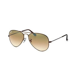 Ray-Ban 'RB3025 014/51 58' Aviator Sunglasses
