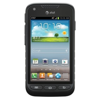Samsung Galaxy Grey Rugby Pro I547 8GB Unlocked GSM 4G LTE Cell Phone