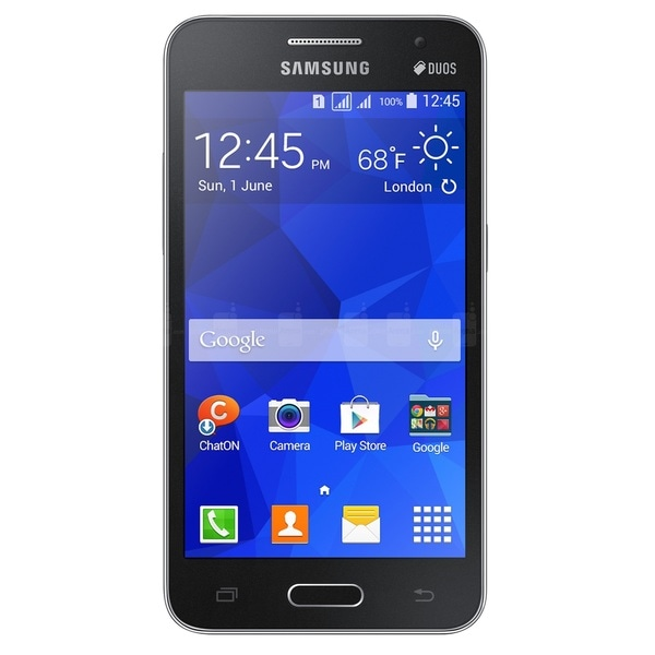 Samsung Galaxy Core 2 DUOS G355 Unlocked GSM Dual-SIM Quad-Core HSPA+ Phone