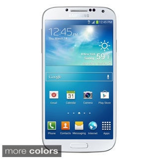 Samsung Galaxy S4 GT-i9500 16GB Unlocked GSM Android v4.2.2 Smartphone