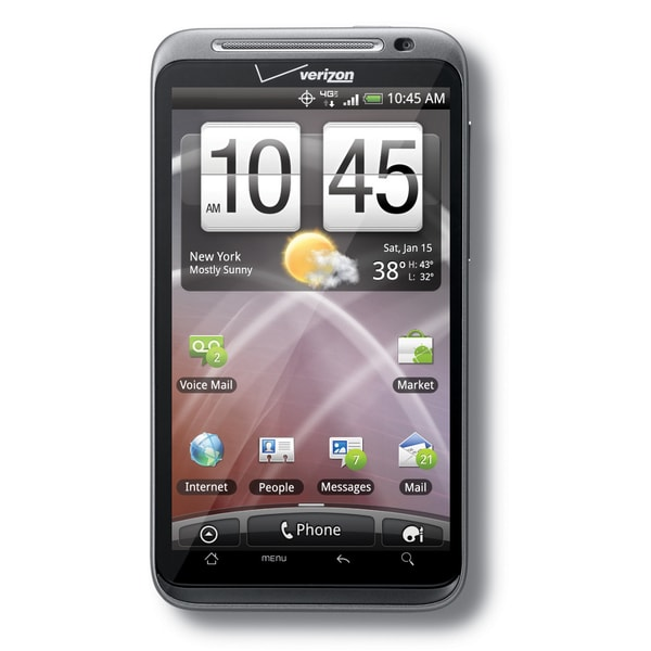 HTC ThunderBolt 4G ADR-6400 LTE Verizon Android Phone