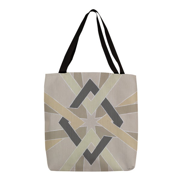 Thumbprintz Non-embellished Deco Stitch III Tote