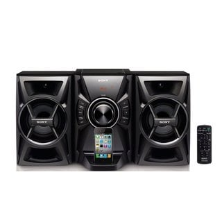 Sony MHCEC609ip iPhone and iPod Shelf System (Refurbished)
