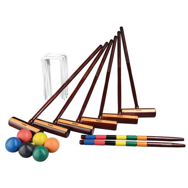 Franklin Sports Expert Croquet Set 13958213