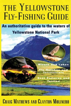 The Yellowstone Fly-Fishing Guide (Paperback)