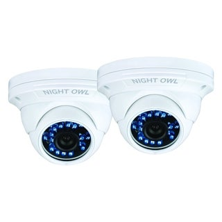 Night Owl CAM-2PK-DM924 1 Megapixel Surveillance Camera - 2 Pack - Co