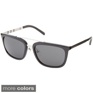 Burberry Men's BE4167Q Square Sunglasses