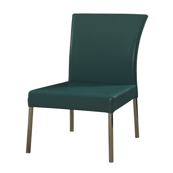 Powell Cameo Teal Dining Chair (Set of 2)