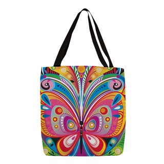 Thumbprintz 'Pattern Butterfly' Printed Tote