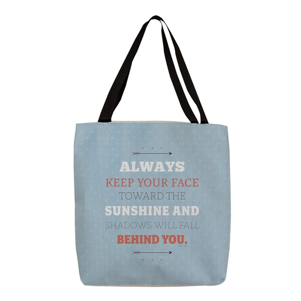 Thumbprintz 'Sunshine' Conversational Graphic Print Tote