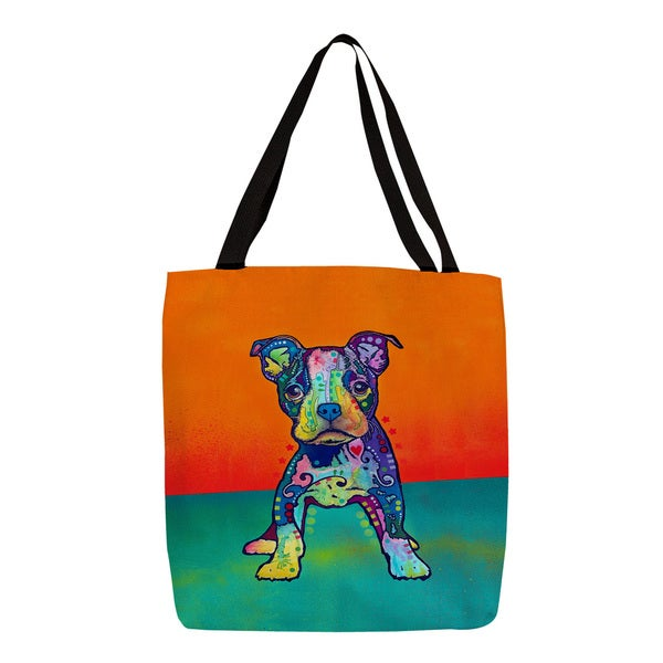 Thumbprintz 'On My Own' Graphic Print Tote