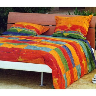 Bassetti Abstract Vintage-style Comforter