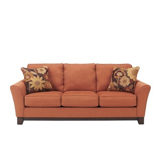 Signature Design by Ashley Gale Russet Fabric Sofa