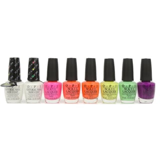 OPI Go Neon 2014 8-piece Nail Polish Collection