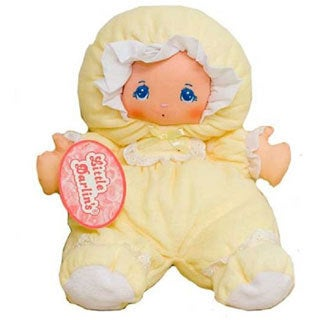 Little Darling Pink Stuffed Baby Doll