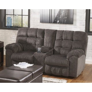 Signature Design by Ashley 'Acieona' Double Reclining Loveseat