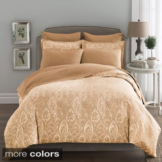 Modern Living Sienna Paisley Cotton Duvet Cover
