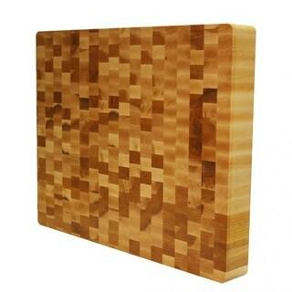 Kobi Blocks 1.5-inch Square Premium Maple End Grain Cutting Board