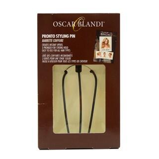 Oscar Blandi Black Pronto Styling Pin