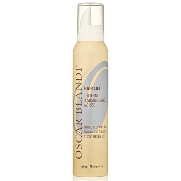 Oscar Blandi Hair Lift 6.3-ounce Mousse