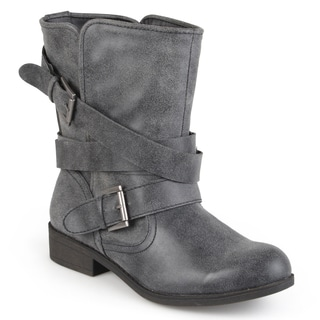 Madden Girl by Steve Madden Women's 'Cullenn' Strappy Motorcycle Boots
