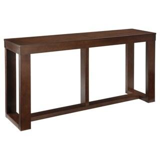 Signature Design by Ashley 'Watson' Dark Brown Sofa Table