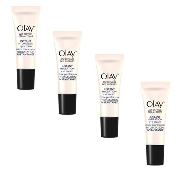 Olay Age Defying Instant Hydration 0.5-ounce Eye Cream (Pack of 4)