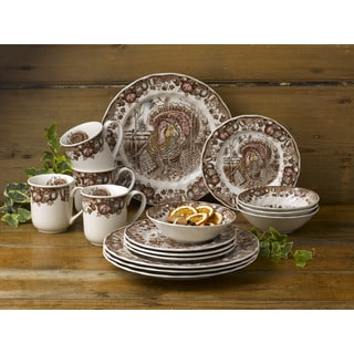 Johnson Brothers His Majesty 16-piece Set
