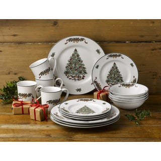 Johnson Brothers Victorian Christmas 16-piece Set