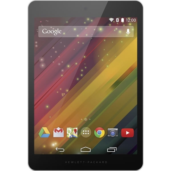 """HP 8 G2 1411 16 GB Tablet - 7.9"""" - In-plane Switching (IPS) Technolog"""