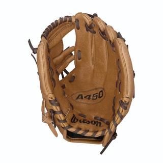 Wilson A450 DP 10.75-inch Baseball Glove RHT
