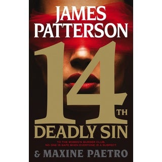 14th Deadly Sin (Hardcover)