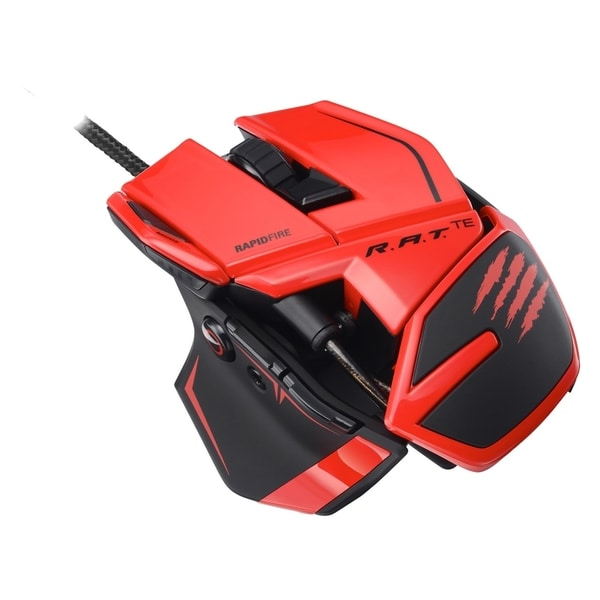 Mad Catz R.A.T. TE Gaming Mouse for PC and Mac