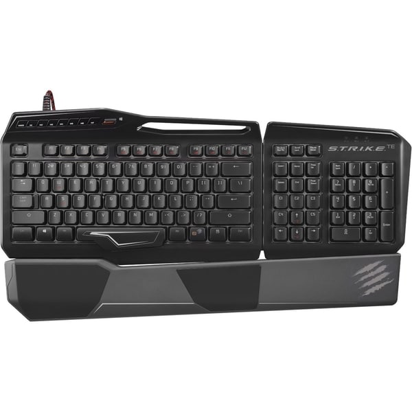 Mad Catz S.T.R.I.K.E. TE Mechanical Gaming Keyboard for PC