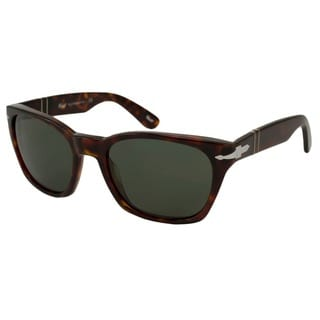 Persol Men's PO3058 Rectangular Sunglasses