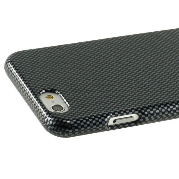 INSTEN Carbon Fibre Hard Case Cover for Apple iPhone 6 4.7-inch